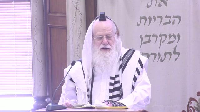 דין הרואה ערי יהודה בחורבנם