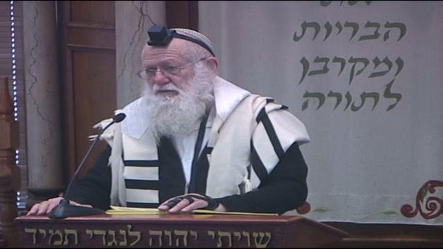מקום התפילה הטוב ביותר - בבית הכנסת
