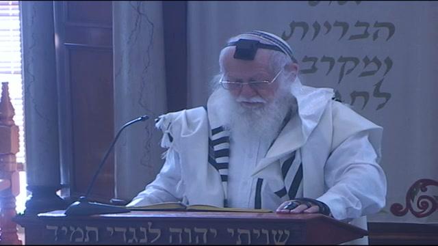 דין מי ששהה לבוא לבית הכנסת עד ישתבח