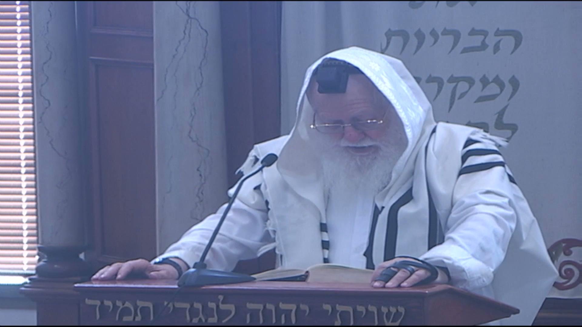 תפילה של יהודי אינה חוזרת ריקם !