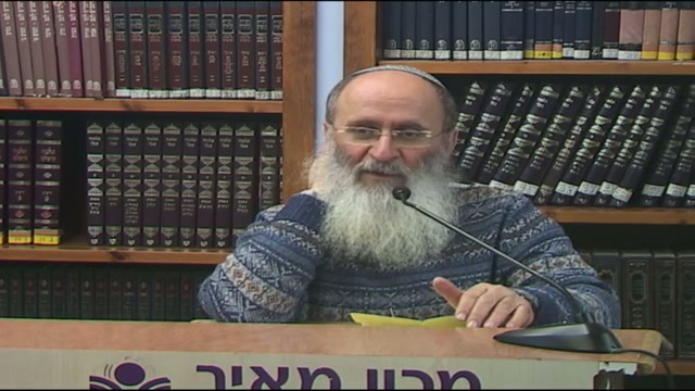מידת ההקשבה היא תכונה ארץ ישראלית