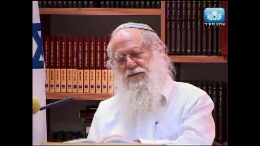 קשר היחיד והכלל בישראל - חלק א