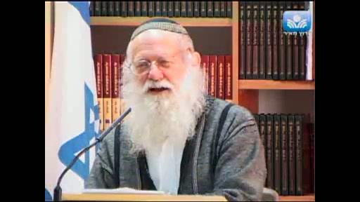 כנסת ישראל היא תמצית כל ההויה כולה - חלק ב