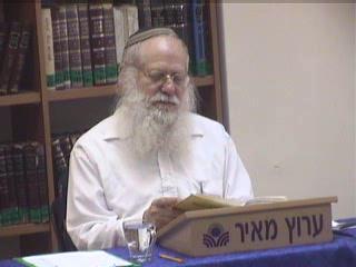 תשובת ישראל קודמת לתשובת העולם