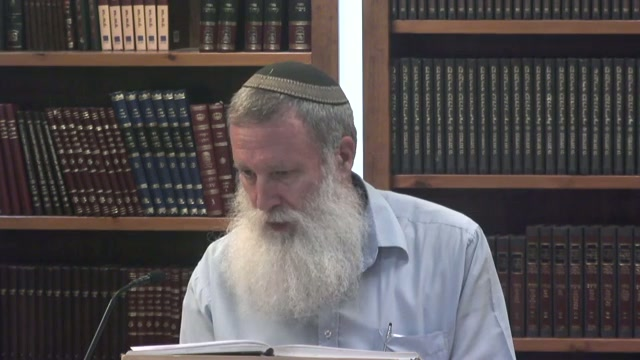 הכלליות בישראל היא אבות אבות הטהרה