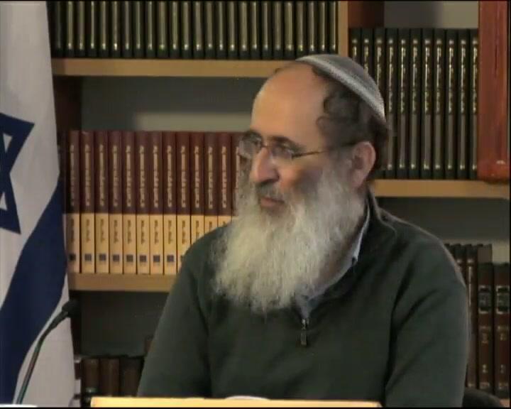 """""""ישראל בתור אומה מיוחדת ... משפיע הוא על כל ההיקף של כל העמים כולם"""""""