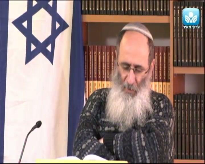 """""""צורתם של ישראל צריכה להתברר"""""""