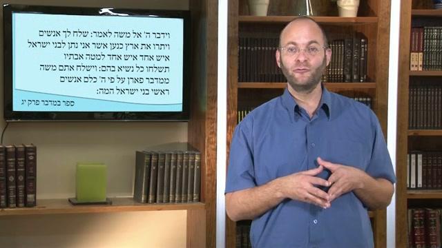 איך יתכן שחטא המרגלים קרה דווקא על ידי הגדולים שבישראל?
