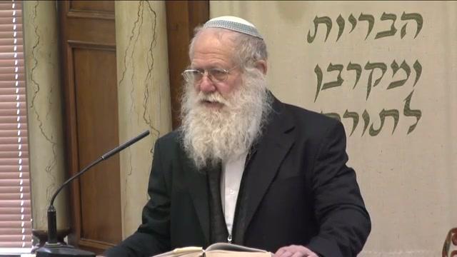 """""""אסור ללמד קטגוריא על ישראל"""""""