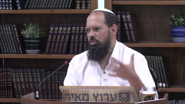 סיום ספר שמואל -   זה מקום מזבח לישראל