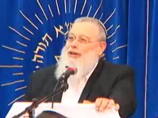 """הרב ירחמיאל וייס - העצרת המרכזית ליום ירושלים מישיבת """"מרכז הרב"""" ה תשסח"""