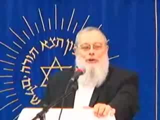 """הרב שמואל אליהו - העצרת המרכזית ליום ירושלים מישיבת """"מרכז הרב"""" ה תשסח"""