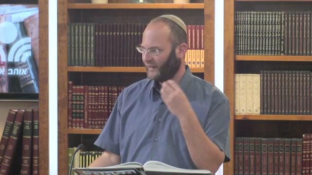 רבי יהודה הנשיא גוזר ורבי חייא עובר על גזרתו ? - חלק ב