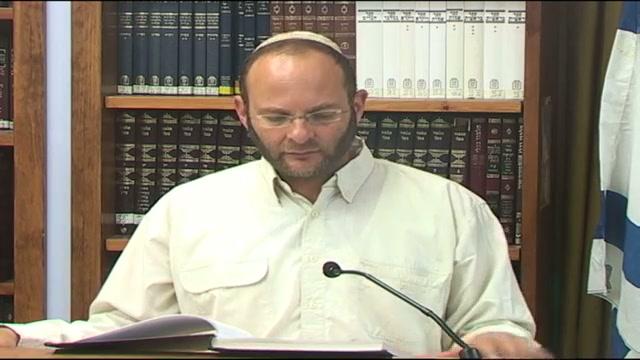 עבודה גופנית ראויה לגוים ועבודת רוח לישראל והכנה לקראת אלוהי ישראל בתפילה