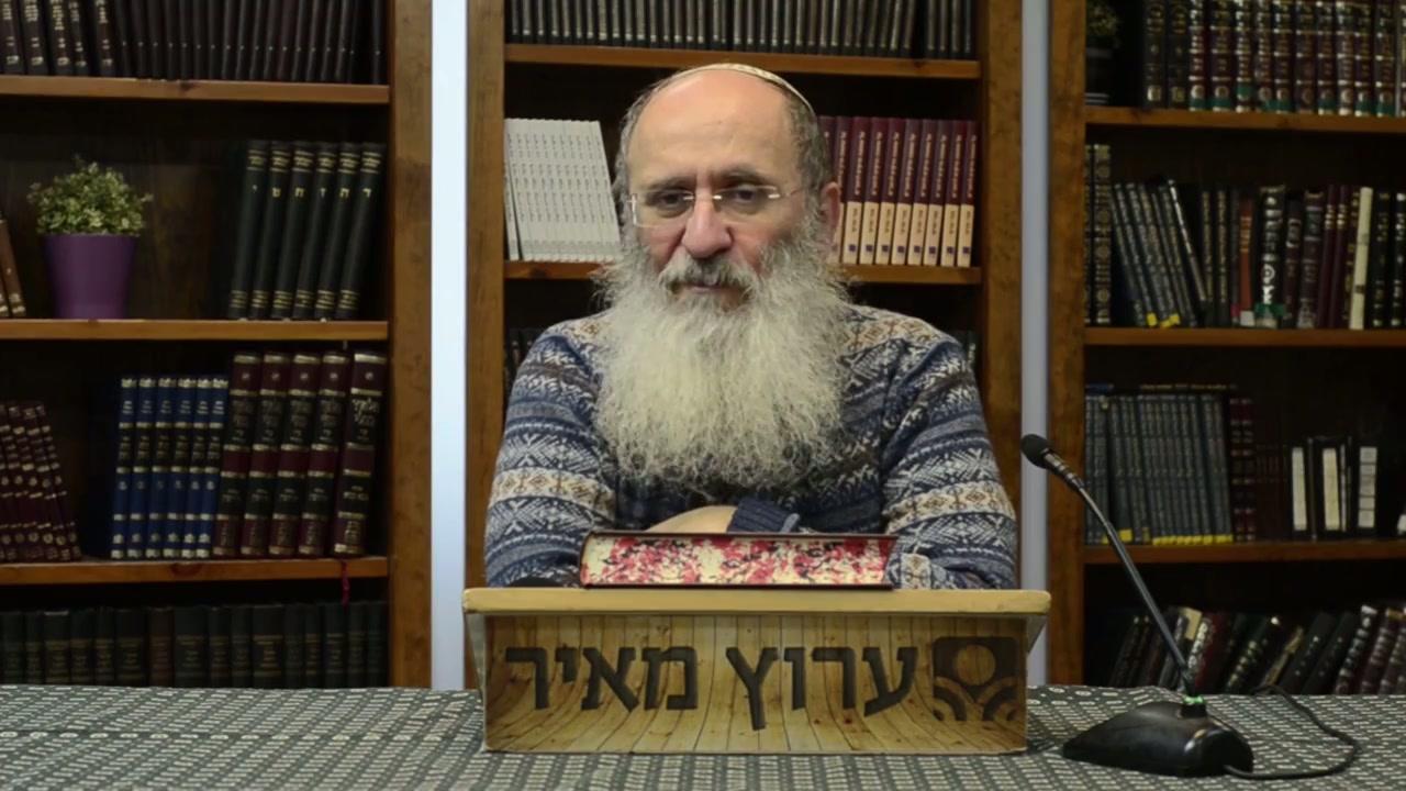 """רבי מאיר בן ברוך - המהר""""ם מרוטנבורג"""