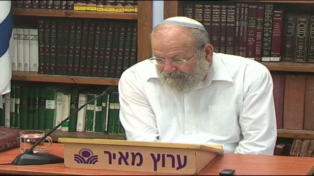 אוזר ישראל בגבורה - בימים ההם בזמן הזה