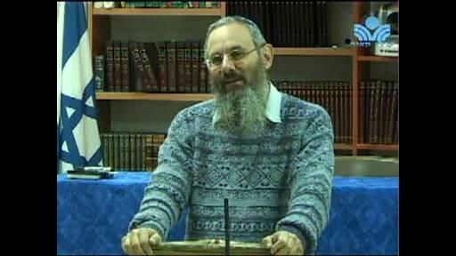 קדושת המשפחה הישראלית - שיעור מספר 8