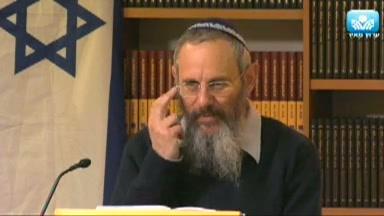 """לזכר הרב צבי יהודה זצ""""ל ופרשת כי תשא"""
