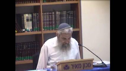 """הנכונות של עם ישראל לסבול את עול הגלות מורה על אמונתם בקב""""ה"""