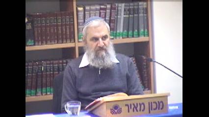 משיח בן יוסף - התחיה הלאומית הבסיסית של עם ישראל - פרק לז