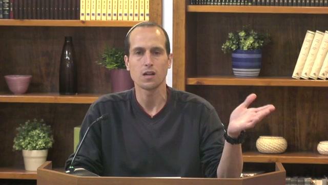 """המשימה"""" - מסע בעקבות משה רבנו - חלק ב"""