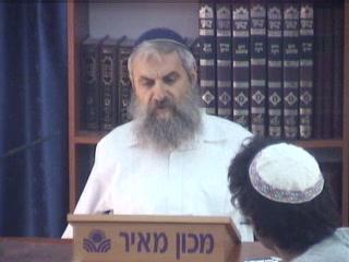 פנים אל פנים - הרב יהודה בן ישי