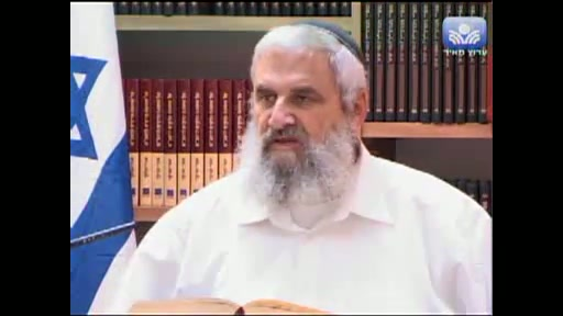 עשרה נסיונות נתנסה אברהם - ועמד בכולם - חלק א