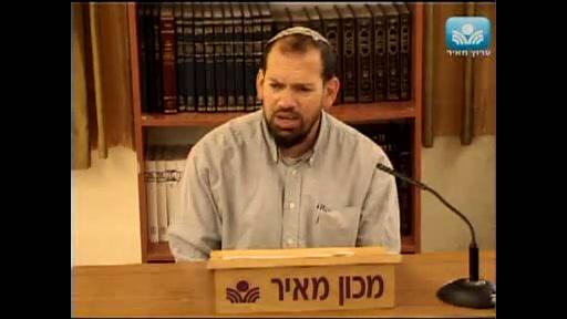 פרשת אמור - עם ישראל - מעל הטבע