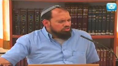 תכלית המנהיג לחבר בין ישראל לאביהם שבשמיים