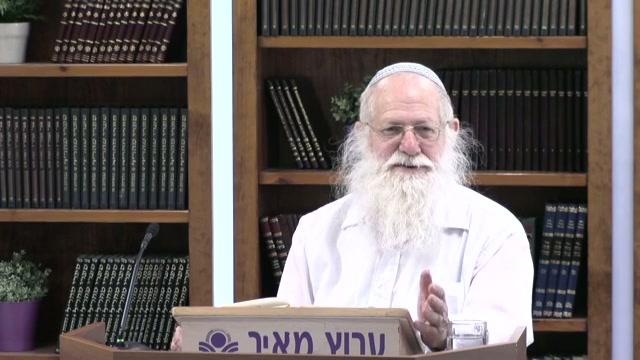 המחלוקת ביחס לארץ ישראל - חלק ב