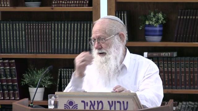 הקשר של יהודי לארץ ישראל למרות שהוא חי בגלות