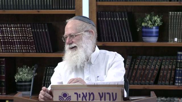 הכרת הטוב שבארץ ישראל