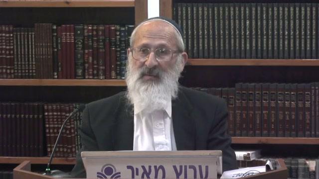 """מה יכול הרב לספר על הרב אהרן ליכטנשטיין זצ""""ל?"""