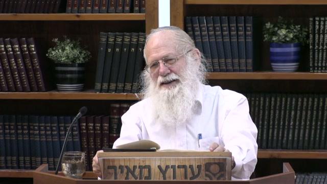 פרשת שלח לך -פרשת ארץ ישראל