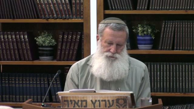 החסד והרחמים הם הטבע הישראלי והאכזריות מדרכי האמורי - חלק א