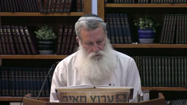 החסד והרחמים הם הטבע הישראלי והאכזריות מדרכי האמורי - חלק ב