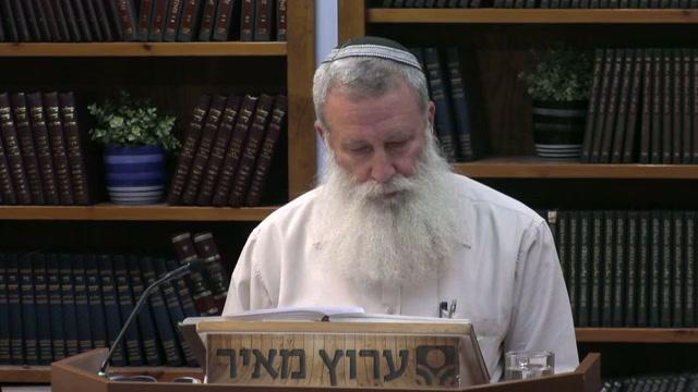 החסד והרחמים הם הטבע הישראלי והאכזריות מדרכי האמורי - חלק ד