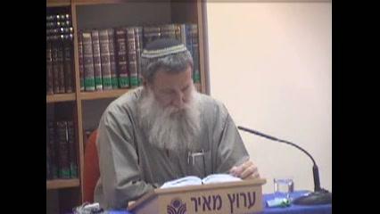 מיסודה של הנהגת התורה בעיצוב חיי ישראל בגלות