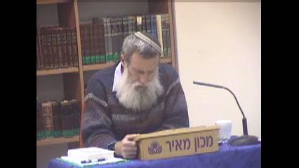 המאמר ישראל ותחייתו - סיום