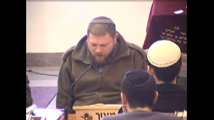 """""""המלמד תורה לעמו ישראל..."""""""