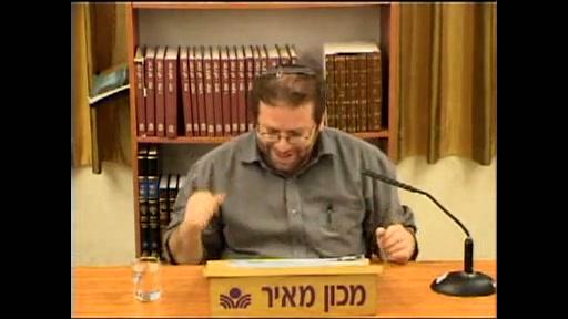לארץ ישראל - שיעור מספר 8