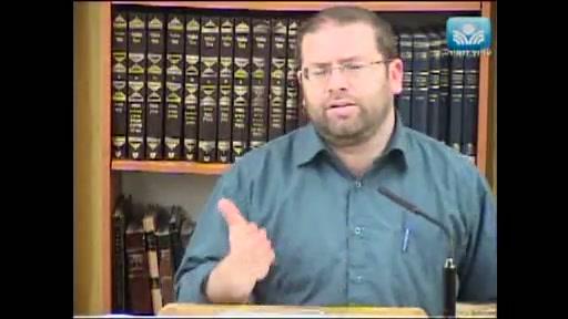 ההבדל שבין עבודת ה  בזמן הנבואה לימינו אנו - שיעור מספר 17