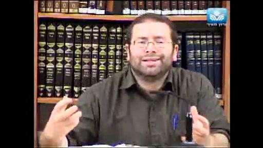 ההבדל בין נצרות בודהיזם ויהדות - שיעור מספר 23