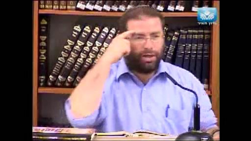 שיעור אחרון וסיום המאמר  למהלך האידיאות בישראל   - שיעור מספר 30