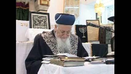 הלכות הזכרת גשמים ובקשת גשמים - התקיים בבית כנסת מנחת יהודה