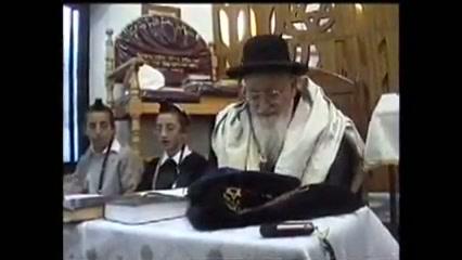הליכה לבית הכנסת