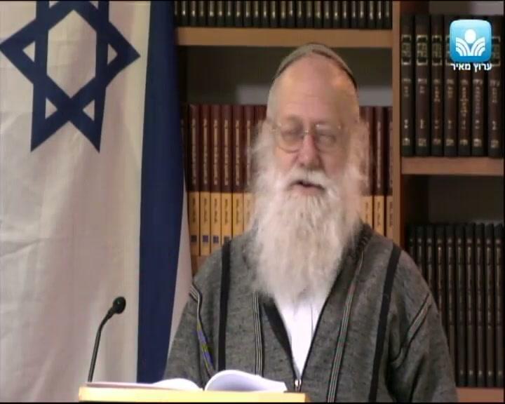 ההבדל בין ישראל לעמים והשיבה ליהדות בדורינו