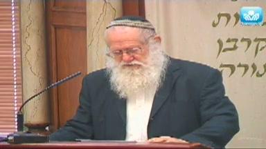 """הרב יוסף שלום אלישיב זצ""""ל - מוסיף והולך בלימוד תורה ואוהב שלום"""