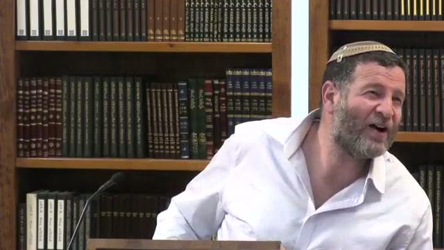 מהגנה נרקסיסטית לאהבת ישראל