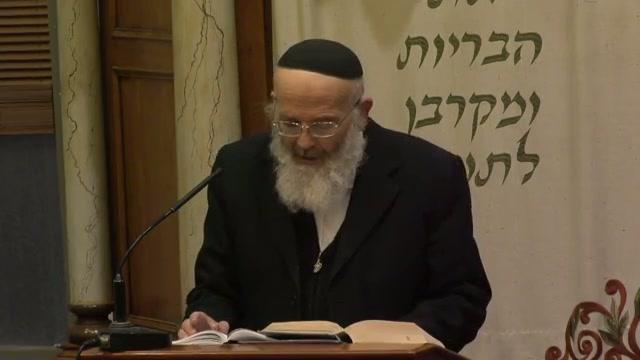 """""""כשיכספו ישראל תכלית הכוסף""""- מטרת התענית שנרגיש כמה אנו חסרים"""
